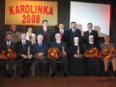 Karolinki 2008