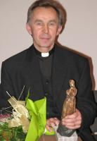 Ksiądz mgr Jan Piontek