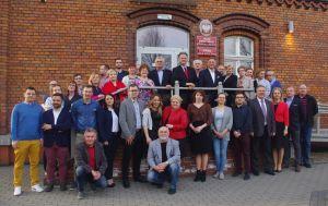 Inauguracja działalności COP-u w Czerwionce-Lesz