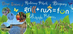 Rodzinny Festiwal Biegowy Grill+Run=Fun 2018
