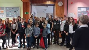 Wizyta młodzieży z Łotwy w Czerwionce-Leszczynach