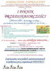 Informacja o utworzeniu komisji konkursowej