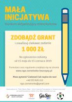 Mała Inicjatywa 2019