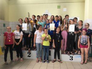 XX Mistrzostwa Dzieci i Młodzieży w Pływaniu Dr
