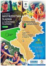 IV Otwarte Mistrzostwa Śląska w Siatkówce Plażowej