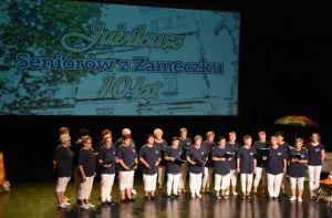 Jubileusz 10-lecia Seniorów z Zameczku