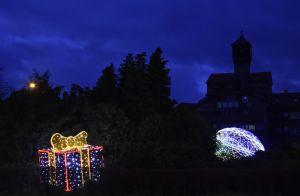 Trwa świąteczne dekorowanie gminy