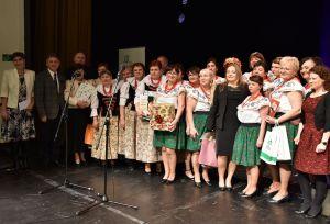 """XV Powiatowy Turniej Kół Gospodyń Wiejskich """"Gwara Śląska na wesoło"""""""