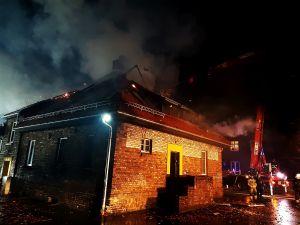 Pomoc dla poszkodowanych w pożarach familoków