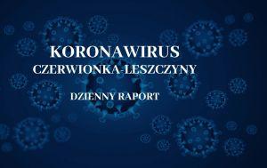 Koronawirus - dzienny raport