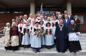 Jubileusz 70-lecia Koła Gospodyń Wiejskich w Bełku