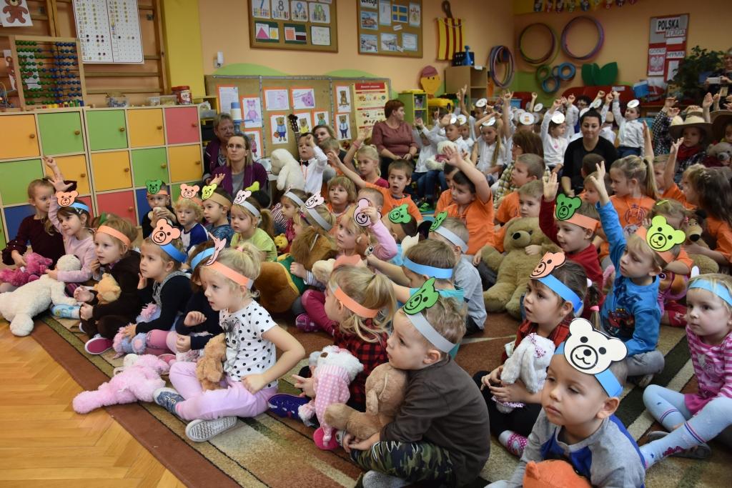 Dzień Pluszowego Misia W Przedszkolu Nr 10 Gmina I Miasto
